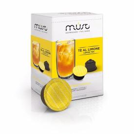 Tè al Limone Dolce Gusto Compatibile