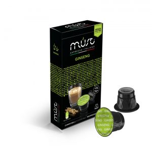 Ginseng-Must-nespresso capsule caffe
