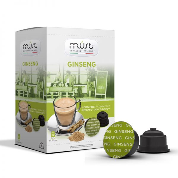 must capsule caffe ginseng dolce gusto