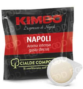 kimbo caffe cialde napoli