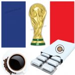 Francia , il segreto che ha portato alla vittoria del Mondiale 2018 ? Le chewing gum al caffè !