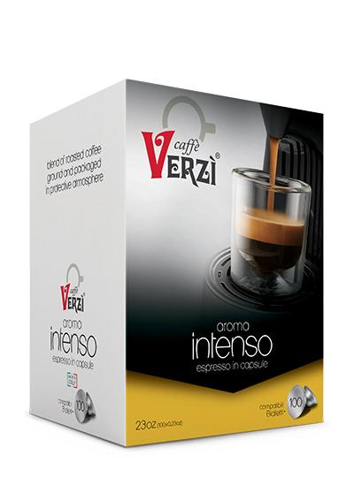 capsule bialetti caffe verzi 100 cialde