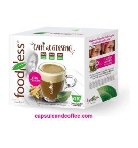 foodness ginseng collagene dolce gusto capsule