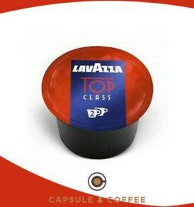 lavazza blue bidose top class capsule caffe