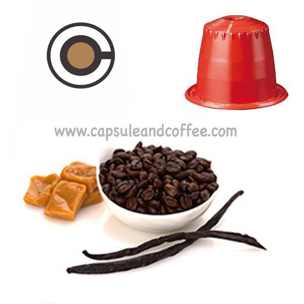 nespresso vaniglia