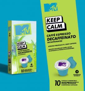 capsule nespresso deca mtv keep calm