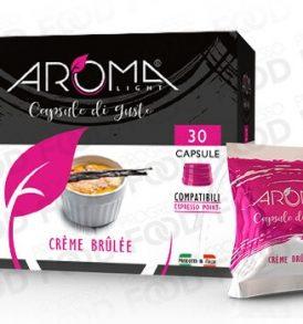 apsule di Crème Brûlée Aroma Light compatibili Espresso Point
