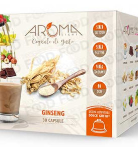 capsule ginseng dolce gusto aroma light
