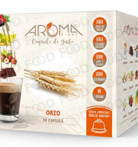 capsule orzo dolce gusto aroma light