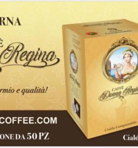 caffe-donna-regina-cialde-carta-offerta