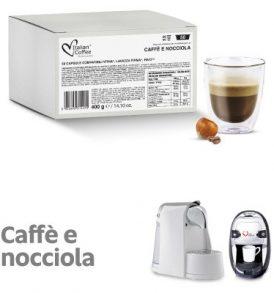 caffe nocciola lavazza firma e vitha group