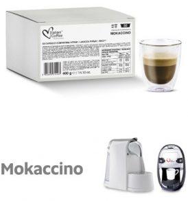 capsule mokaccino lavazza firma e vitha group
