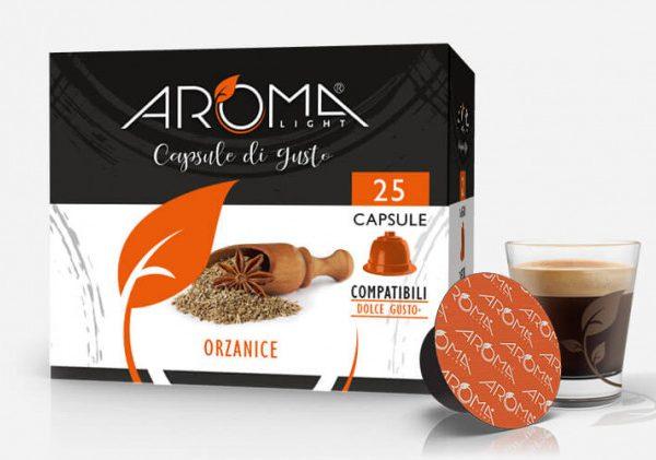 10 CAPSULE COMPATIBILI NESPRESSO AROMA CAFFE ROKO TISANE CIOCCOLATE ORZO GINSENG