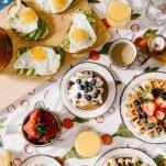 Il giro del mondo in 14 colazioni