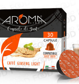 capsule ginseng light dolce gusto
