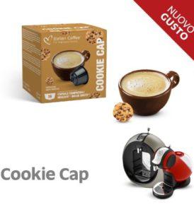dolce gusto capsule caffe cioccolato biscotto cookiedolce gusto capsule caffe cioccolato biscotto cookie