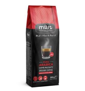 must macinato 250 caffe