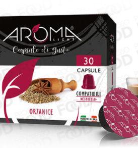 capsule nespresso orzo anice