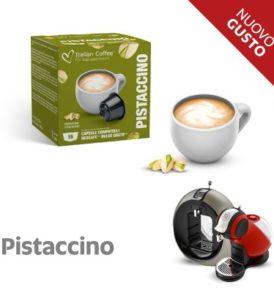 capsule pistacchio caffe cialde dolce gusto