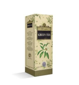 cialdecarta infuso tea verde green the