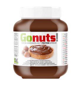 gonuts crema cioccolato nocciole