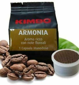 kimbo capsule lavazza point arabica