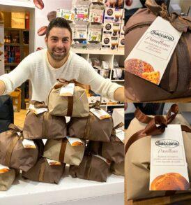 panettone saccaria caffe cioccolato