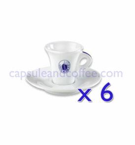 set-tazzine-borbone-ceramica-caffe