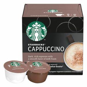 starbucks cappuccino dolce gusto capsule offerta