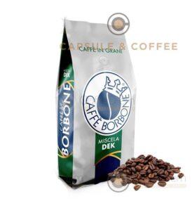 borbone deca da 1 kg caffe
