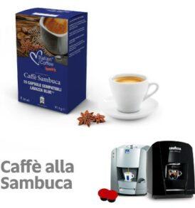 lavazza blue nims capsule caffe sambuca